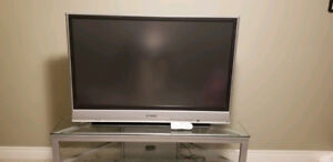 "52"" Panasonic TV Complete with 5.1 Surround Sound System"