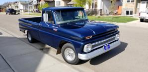 1965 Chev L/B C10 pickup truck