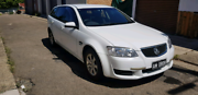 Holden Commodore MY10 VE Series 2 Omega Sports Wagon Canterbury Canterbury Area Preview