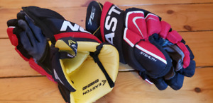 Easton hockey gloves SOLD PPU
