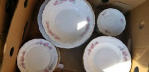 Walbrzych Vintage China Assorted