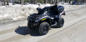Bombardier can am outlander max xt power stering