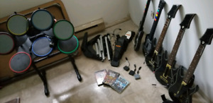 Guitar hero / Rockband stuff 120obo