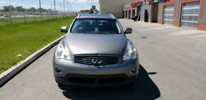 2010 Infiniti EX 35 AWD comes with remote starter.