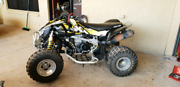 CAN AM DS450X  QUAD Rosebery Palmerston Area Preview