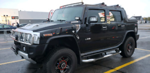 INCREDIBLY RARE 2008 HUMMER H2 SUT LIMITED EDITION LOADED