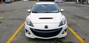 2010 Mazdaspeed 3 Tech Package