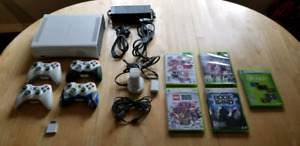 XBox 360 and Rock Band plus more