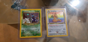 1st Edition Wizards of the Coast Pokemon Cards