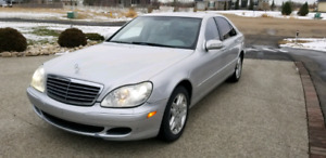 2005 S500 Mercedes Benz For Sale