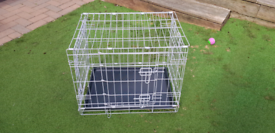 Small Dog Crate Excellent Condition