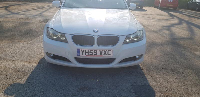 68af0ef2213f BMW 318i White Facelift with Premium Pioneer sound System