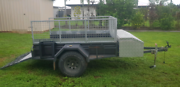 Atv / box trailer Yarrawonga Palmerston Area Preview