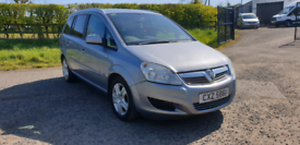 24/7 Trade Sales Ni Trade Prices For The Public 2010 Vauxhall Zafira 1.9CDTI DIESEL 7 SEATER
