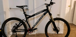 Full suspension SPECIALIZED EPIC FSR Mountain Bike