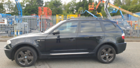 BARGAIN BMW X3 2.0 TURBO DIESEL IN EXCELLENT CONDITION MAY PART EXCHAN