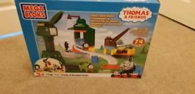 Mega blocks Thomas the tank set