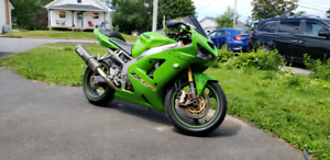 2002 Kawasaki ZX-6R (Blown Motor)
