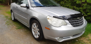 CHRYSLER SEBRING LTD -  2008  -  ARGENT   DECAPOTABLE STOCK 3595