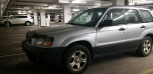 2004 Subaru Forester For Sale $1,399