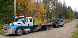Cash for all scrap vehicles and Towing services