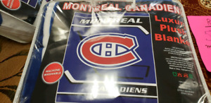 Montreal Canadiens brand new blanket