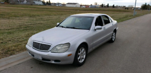 2001 Mercedes S430 luxury