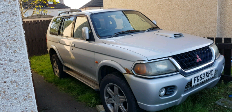 SHOGUN SPORT | in Wishaw, North Lanarkshire | Gumtree