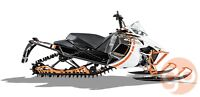 2015 Arctic Cat XF 8000 HIGH COUNTRY ES