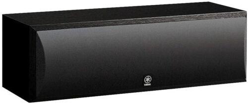 NEW YAMAHA Speaker System (Black) 1 unit sold NS-C210B One