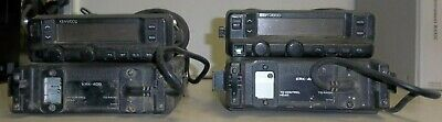 Kenwood Tk630h Low Band High Power Mobile Radios Lot Of 2