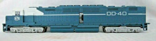 Athearn HO 4283 DD40 Two Motors GM Demo - Original Box