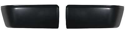 New BumperShellz Paintable ABS Rear Bumper Cover / For 07-2013 Silverado Sierra