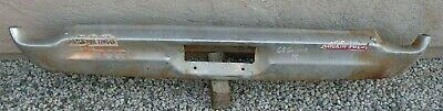 X FORD GALAXIE 500 XL LTD NEW TRIPLE PLATED CHROME REAR BACK BUMPER 1968 68 OEM
