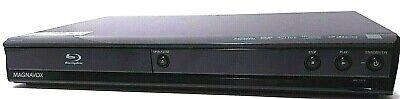 Magnavox Blu-Ray Disc Player MBP5210/F7