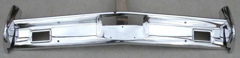 Lincoln New Triple Plated Chrome Front Bumper 1962-1964 62-64 Oem