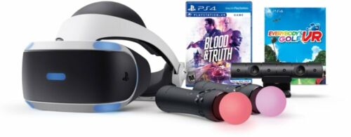 PlayStation VR Blood And Truth and Everybody