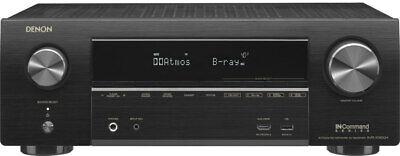 Denon AVRX1600H 7.2-Channel AV Receiver