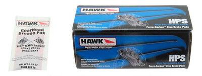 Hawk HPS Brake Pads Front 89-96 300ZX Skyline GT-R GTR R32 ()