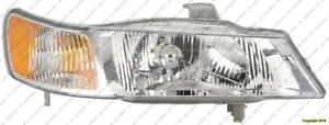 Head Light Passenger Side Honda Odyssey 1999-2004