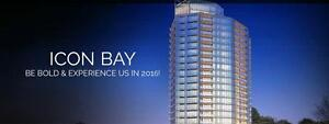 ICON BAY - NOW LEASING