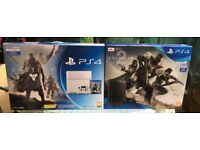 PlayStation 4 White or Slim Console or PS4 Games