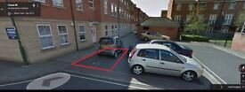LARGE PARKING SPACE, SHORT AND LONG TERM LETS, CENTRAL SOUTHAMPTON WITH CLOSE PROXIMITY TO THE UNI
