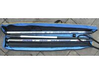 A 13 metre Colmic RBS 6800 pole with bag spares etc