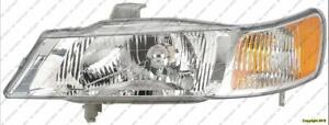 Head Light Driver Side High Quality Honda Odyssey 1999-2004