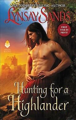 Hunting for a Highlander, Paperback by Sands, Lynsay, Brand New, Free shippin...