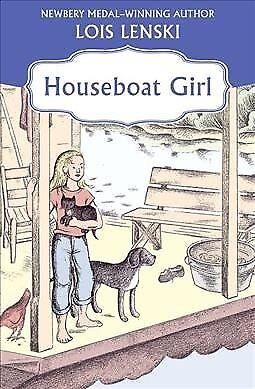 Houseboat Girl, Paperback by Lenski, Lois, ISBN 1453250123, ISBN-13 978145325...