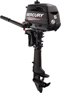 """5hp Mercury Outboard 4 Stroke """"Brand New With 6yrs Warranty"""" Coorparoo Brisbane South East Preview"""