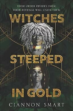 Witches Steeped in Gold, Hardcover by Smart, Ciannon, Like New Used, Free shi...
