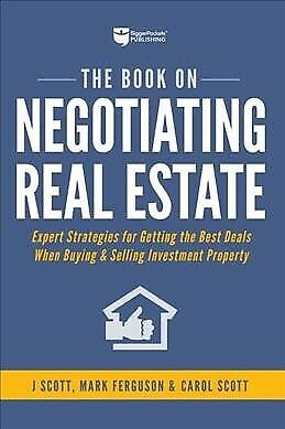 Book on Negotiating Real Estate : Expert Strategies for Getting the Best (The Best Real Estate)